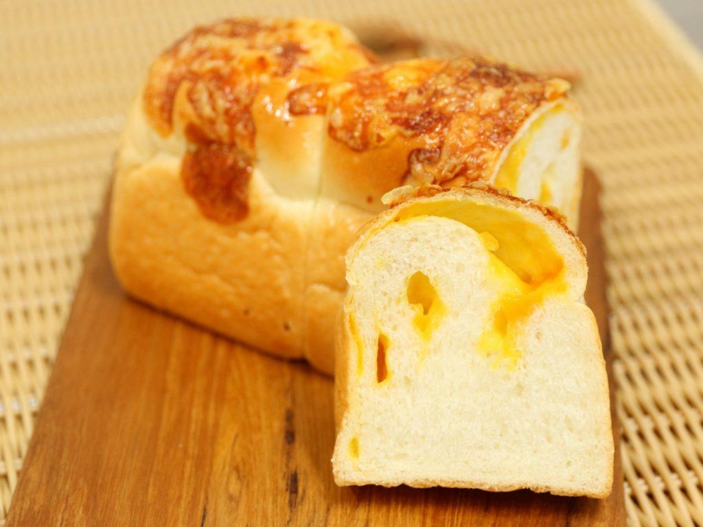 ダブルチーズブレッド